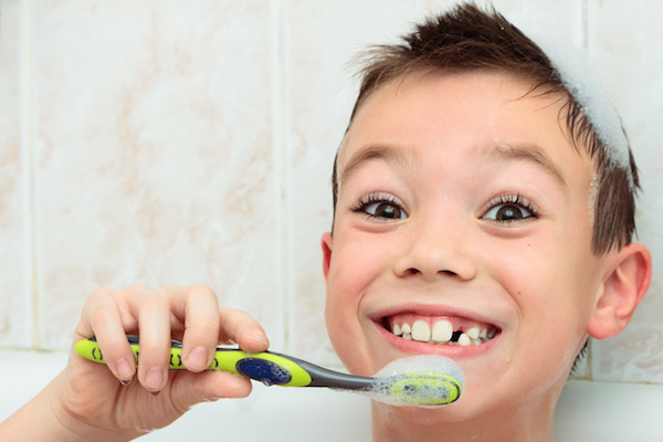 child obesity with dental health