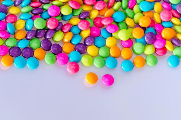 sugary foods, gum disease