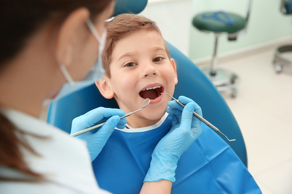 children gum disease